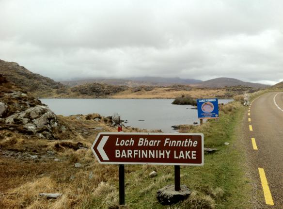Barfinnihy Lake