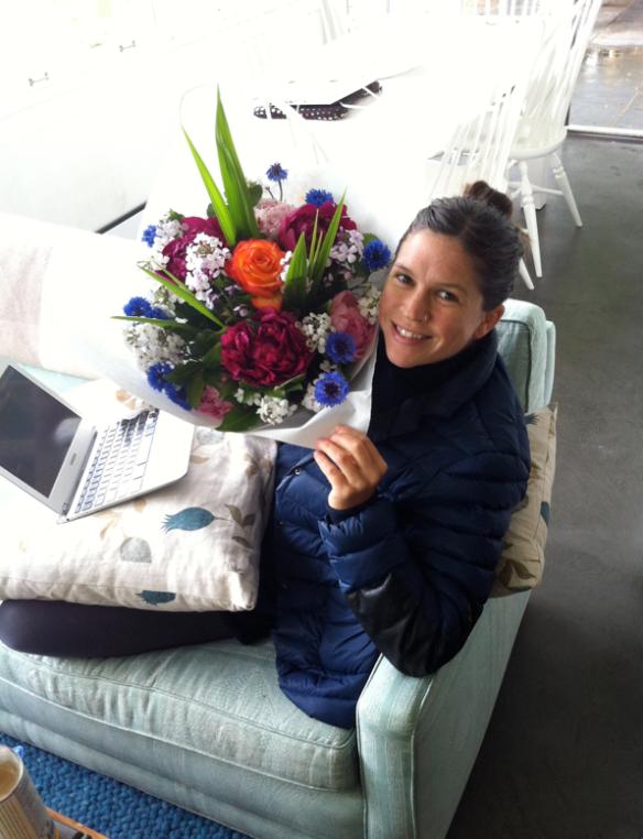 Amanda flowers.