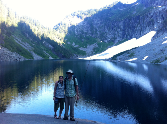 Lake Serene hiking.