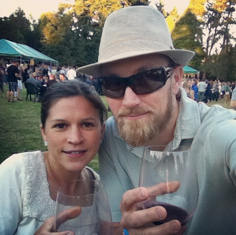Woodland Park Zoo wine night.