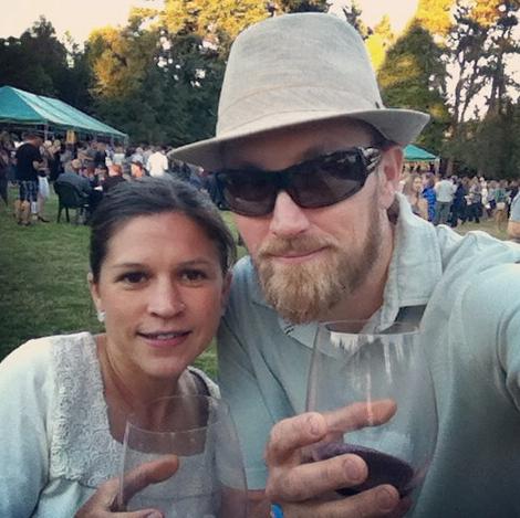 Woodland Park Zoo wine night.